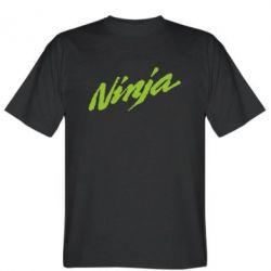 Мужская футболка Ninja - FatLine