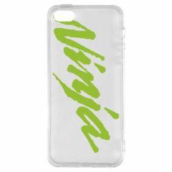 Чехол для iPhone5/5S/SE Ninja