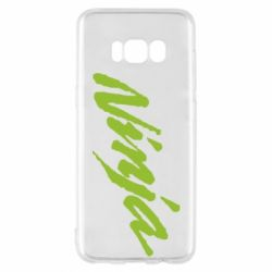 Чехол для Samsung S8 Ninja