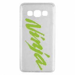 Чехол для Samsung A3 2015 Ninja