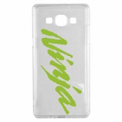 Чехол для Samsung A5 2015 Ninja