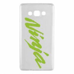 Чехол для Samsung A7 2015 Ninja