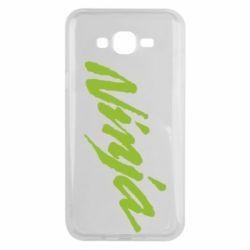Чехол для Samsung J7 2015 Ninja