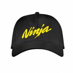 Детская кепка Ninja - FatLine