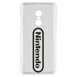 Чохол для Xiaomi Redmi Note 4 Nintendo logo