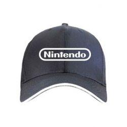 Кепка Nintendo logo