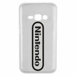 Чохол для Samsung J1 2016 Nintendo logo