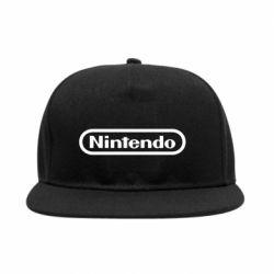 Снепбек Nintendo logo