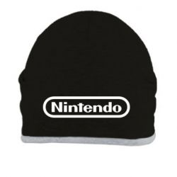 Шапка Nintendo logo