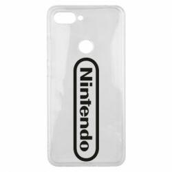 Чохол для Xiaomi Mi8 Lite Nintendo logo