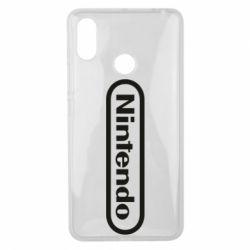 Чохол для Xiaomi Mi Max 3 Nintendo logo