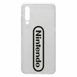 Чохол для Xiaomi Mi9 Nintendo logo