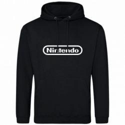 Чоловіча толстовка Nintendo logo