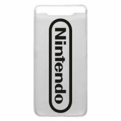 Чохол для Samsung A80 Nintendo logo