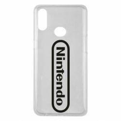 Чохол для Samsung A10s Nintendo logo