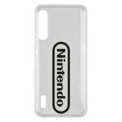 Чохол для Xiaomi Mi A3 Nintendo logo