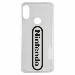 Чохол для Xiaomi Redmi Note 7 Nintendo logo
