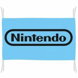 Прапор Nintendo logo