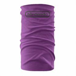 Бандана-труба Nintendo logo