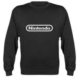 Реглан (світшот) Nintendo logo