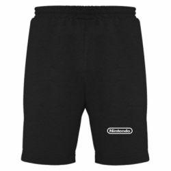 Чоловічі шорти Nintendo logo