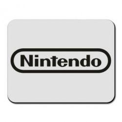 Килимок для миші Nintendo logo