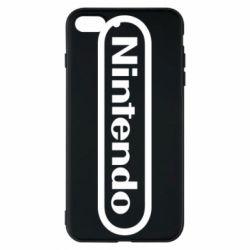 Чохол для iPhone 8 Plus Nintendo logo