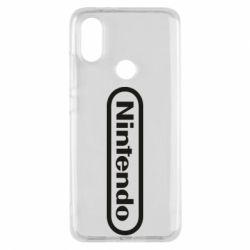 Чохол для Xiaomi Mi A2 Nintendo logo