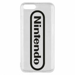 Чохол для Xiaomi Mi6 Nintendo logo