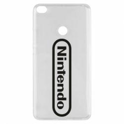Чохол для Xiaomi Mi Max 2 Nintendo logo