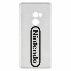 Чохол для Xiaomi Mi Mix 2 Nintendo logo