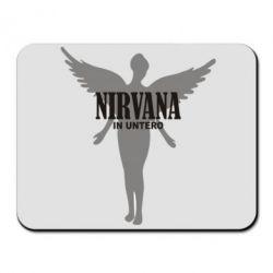 Коврик для мыши Nirvana In Untero - FatLine