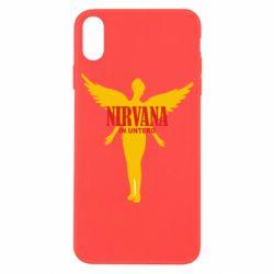 Чехол для iPhone X/Xs Nirvana In Untero