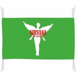 Флаг Nirvana In Untero