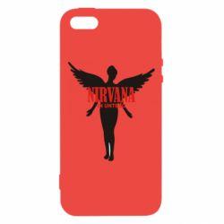 Чехол для iPhone5/5S/SE Nirvana In Untero
