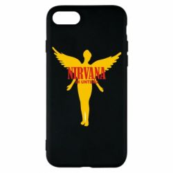Чехол для iPhone 7 Nirvana In Untero