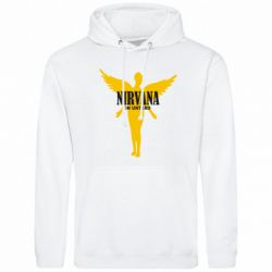 Толстовка Nirvana Logo - FatLine