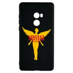Чехол для Xiaomi Mi Mix 2 Nirvana In Untero