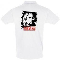 Футболка Поло Nirvana Kurt Cobian - FatLine