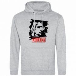 Толстовка Nirvana Kurt Cobian - FatLine
