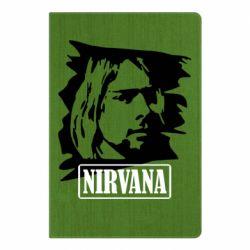 Блокнот А5 Nirvana Kurt Cobian