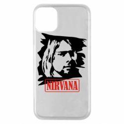 Чехол для iPhone 11 Pro Nirvana Kurt Cobian