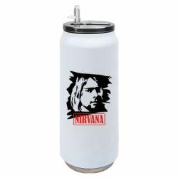 Термобанка 500ml Nirvana Kurt Cobian
