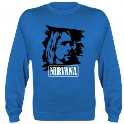 Реглан (свитшот) Nirvana Kurt Cobian - FatLine