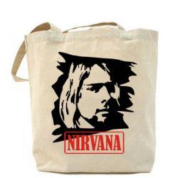 Сумка Nirvana Kurt Cobian - FatLine