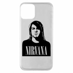 Чохол для iPhone 11 Nirvana Курт
