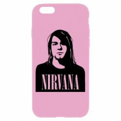 Чохол для iPhone 6/6S Nirvana Курт