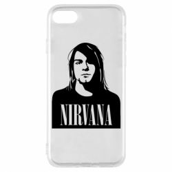 Чохол для iPhone 8 Nirvana Курт