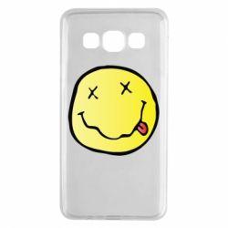 Чохол для Samsung A3 2015 Nirvana Logo 3D