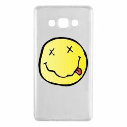Чохол для Samsung A7 2015 Nirvana Logo 3D